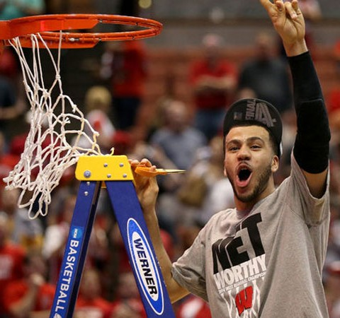 Werner Ladder at the Men's NCAA Final Four Championship