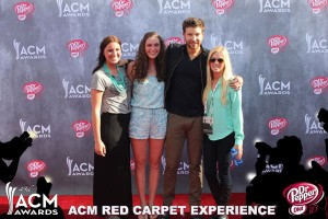 Academy of Country Music Awards Red Carpet Experience